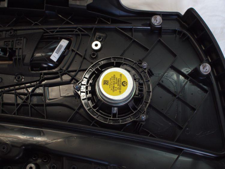 BMW 1シリーズ カブリオレ フロントドアスピーカー