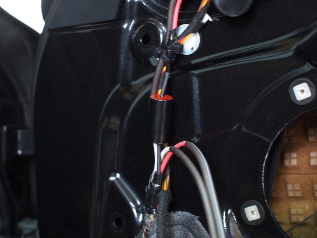 ブラム S100N24のハイパスフィルター