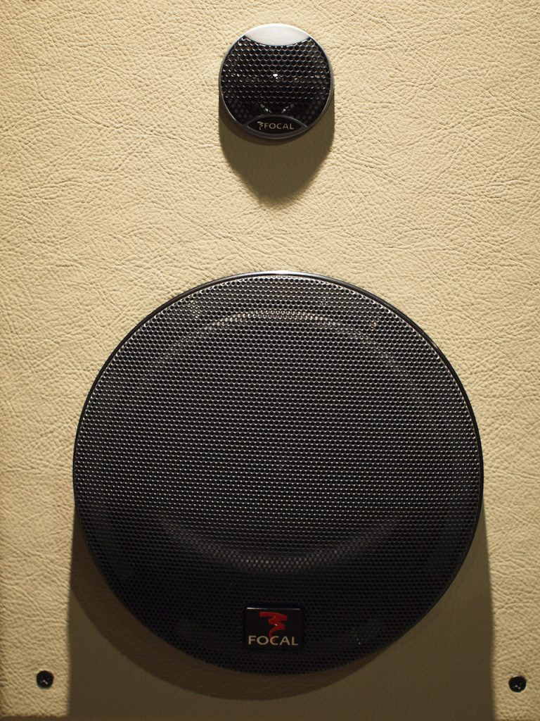 フォーカル PS165V1 試聴機