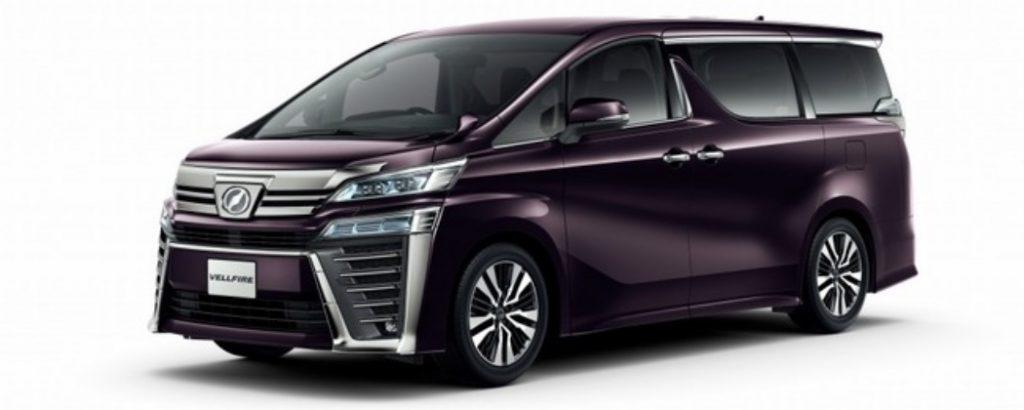 CGガラスコーティング ミニバン・ワゴン・SUV