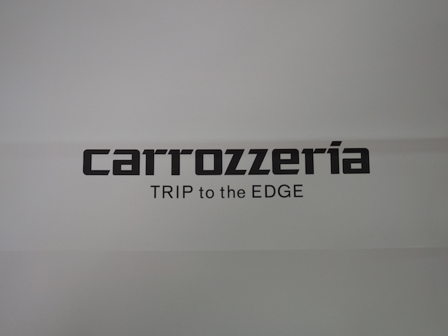 カロッツェリアの新商品発表会に行ってきました