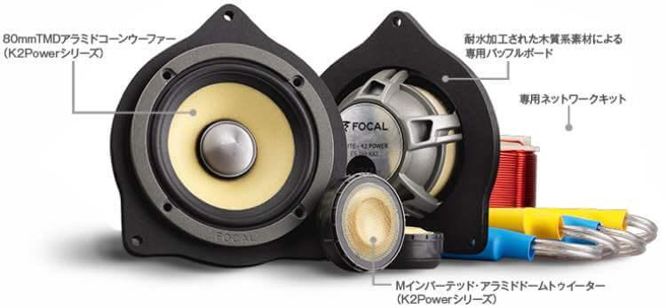 フォーカルES80K