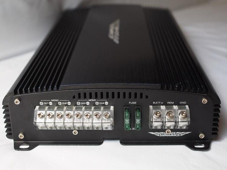 イメージダイナミクスi4500 接続端子部