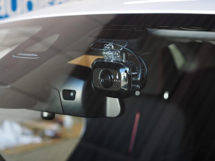 BMW 2シリーズ F22にドライブレコーダー取り付け