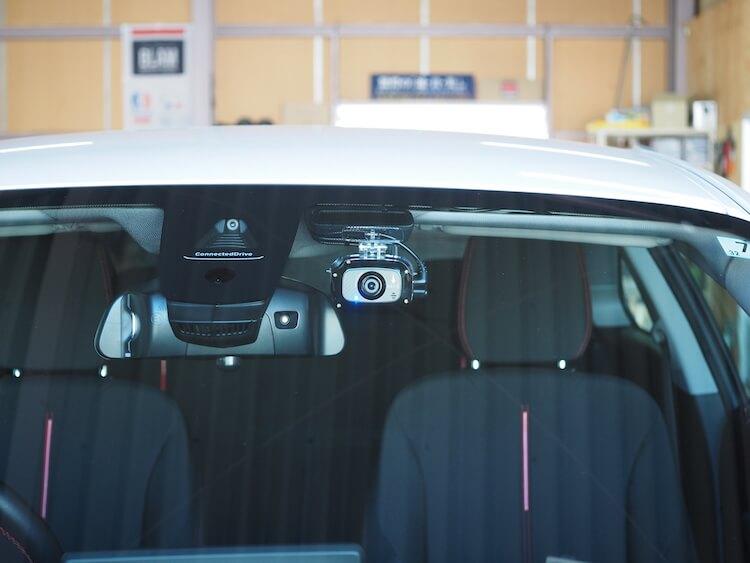 BREXドラレコ駐車監視機能