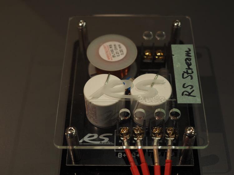 RSオーディオ ストリームシリーズパッシブネットワーク