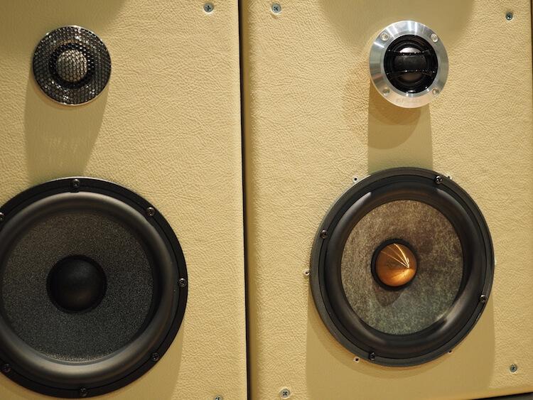 ドイツ製スピーカー聴き比べ