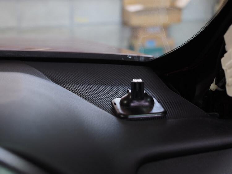 トヨタ クラウン ダッシュボードツィーター
