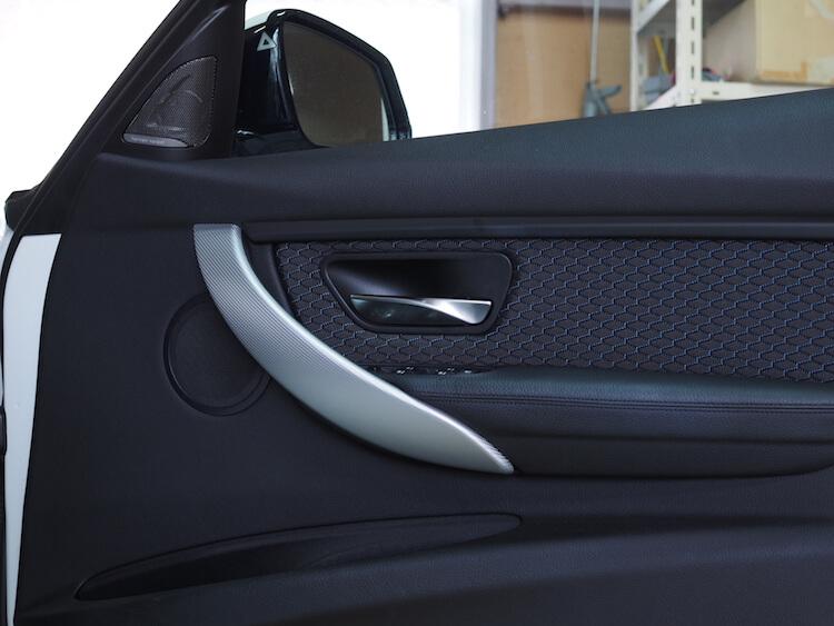 BMW3シリーズツーリング F31のドア内張り