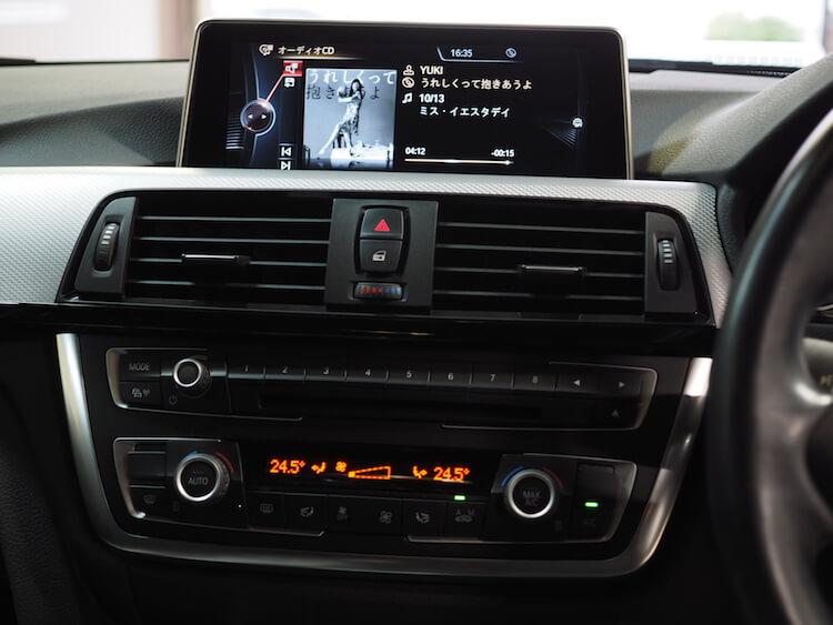 BMW3シリーズツーリング F31音質調整
