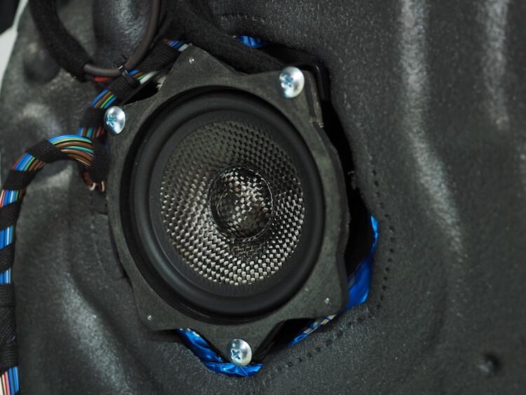 BMW Z4 E89 スピーカー取り付け
