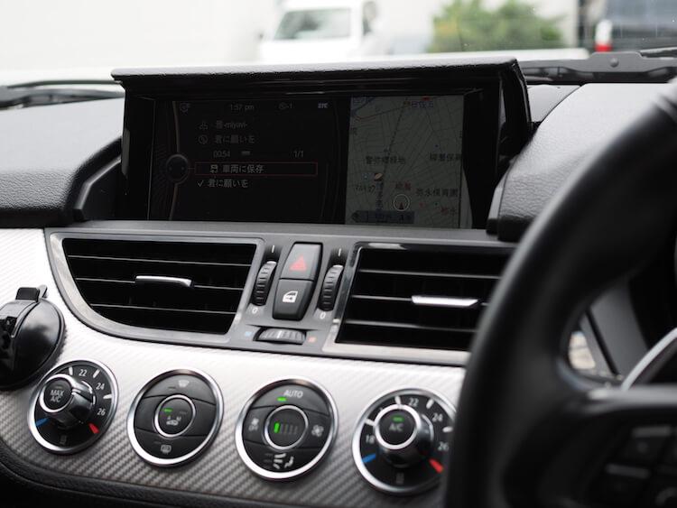 BMW Z4 E89 スピーカー交換後の音質調整