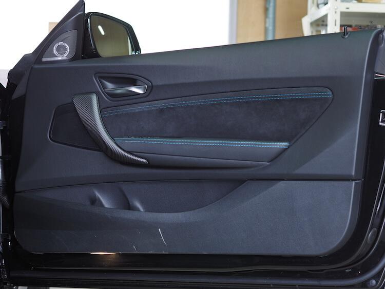 BMW_M2 ドア内張り
