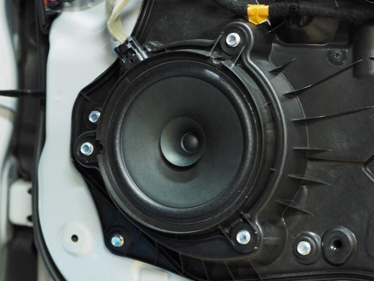 マツダ CX−3の純正スピーカー