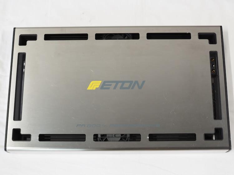 イートンの外部アンプPA800.4