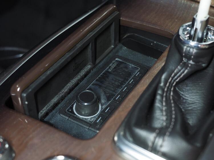 オーディソンのプロセッサー ビットワンHDのリモコン