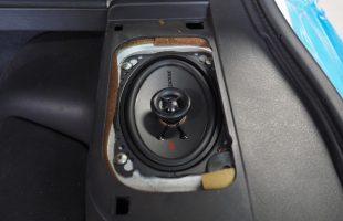 日産 フェアレディZ スピーカー交換作業