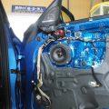 BMW 2シリーズカブリオレ(F23)スピーカー交換作業