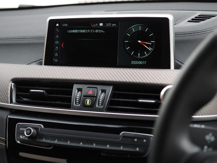 BMW純正オーディオ