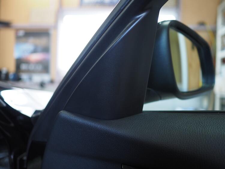 BMW_328i_F30のサイドミラーパネル
