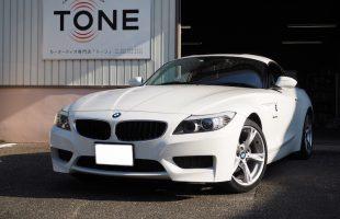 BMW Z4 スピーカー交換