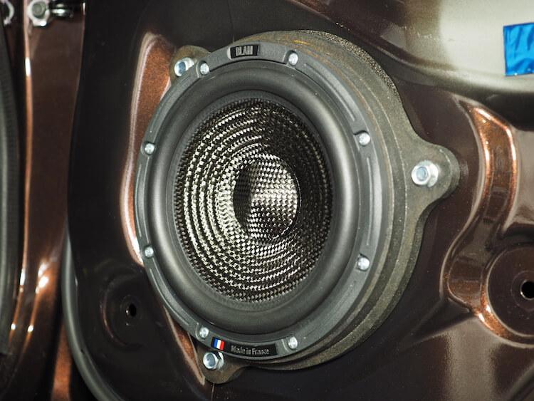 日産NV350にブラムのS165N45を取り付け