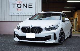 BMW 1シリーズ(F40)スピーカー交換