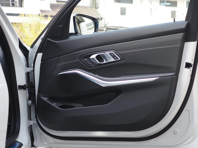 BMW3シリーズG20のフロントドアスピーカー交換