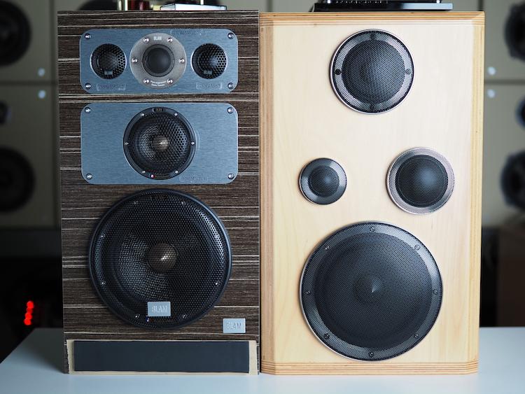 ブラックスのマトリックス・ブラムのマルチックス、試聴機があります