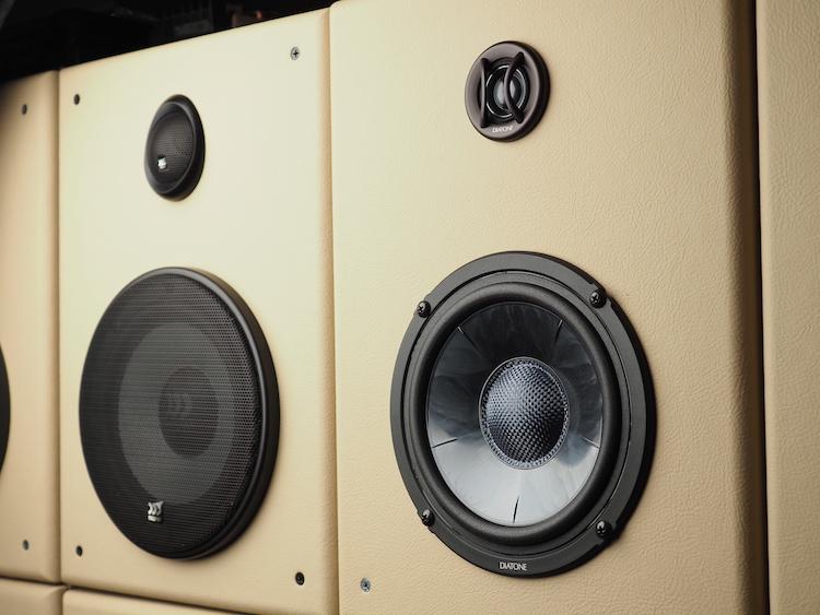 ダイアトーン DS-G400 の試聴機を導入しました