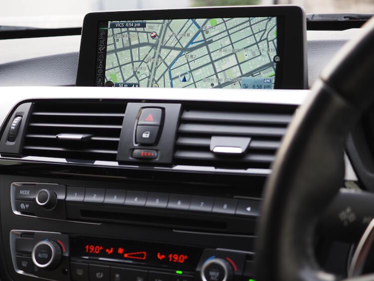 BMW3シリーズグランツーリスモのオーディオ音質調整